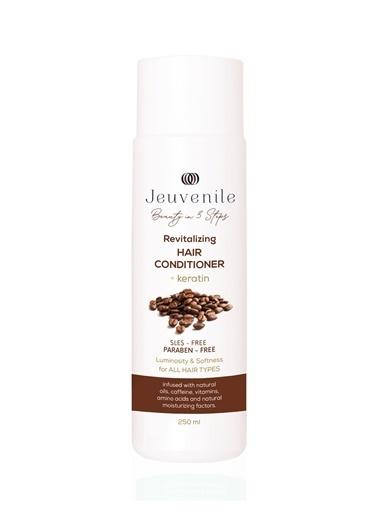 Jeuvenile Tüm Saç Tipleri İçin Besleyici & Canlandırıcı Keratinli Saç Bakım Kremi 250 ML Renksiz